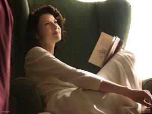 Caitriona Balfe dans Outlander