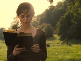 Keira Knightley dans Orgueil et Préjugés